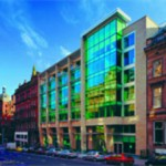 Example of Glasgow flexible office space