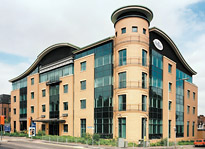 Examples of serviced office space in Watford