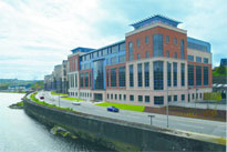 Example of flexible office space in Aberdeen