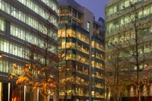 flexible workspace in Manchester Spinningfields
