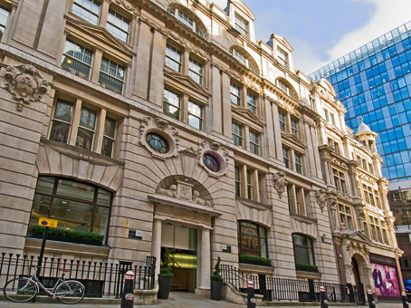 serviced offices in central london