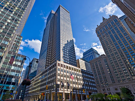 New York City office rental