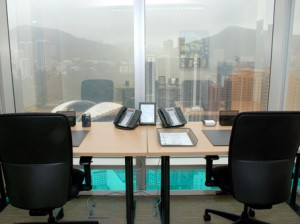 Serviced offices in Hong Kong