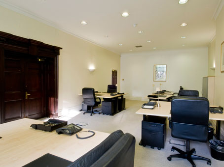 Serviced offices in Mayfair, London