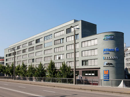 Basel office rental