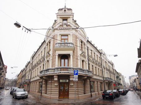 Vilnius Office to Rent