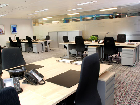 One International Finance Centre Central  The Office Providers
