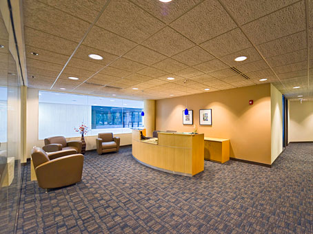 One northbrook place northbrook the office providers for Office design northbrook il