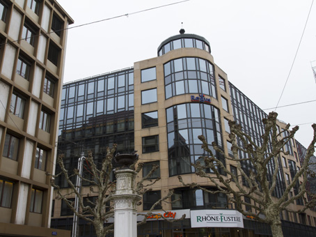 Rue Du Rhone Geneva The Office Providers