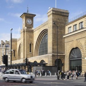 Flexible Offices within Kings Cross Station