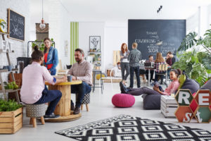 Coworking spaces in Covent Garden