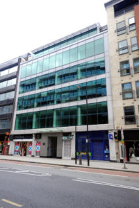 Example of office space in Holborn