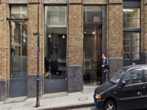 Showing office space on Greville Street