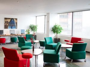 Coworking spaces in Hammersmith