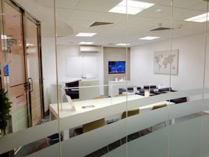 Example of serviced office space in Covent Garden