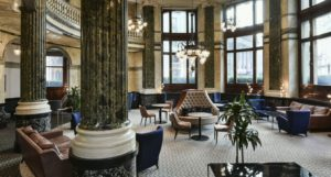 The Argyll Club Luxury Office Space in London