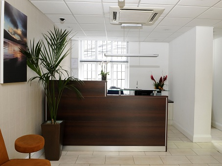 Serviced Office Image